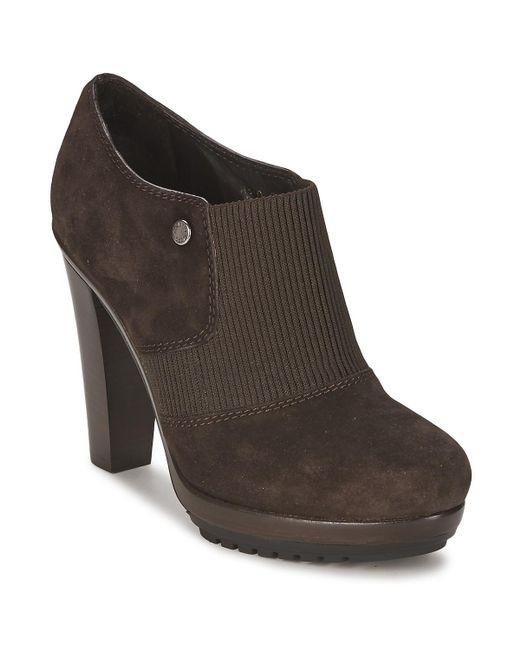 Alberto Gozzi Softy Medra Women's Low Boots In Brown