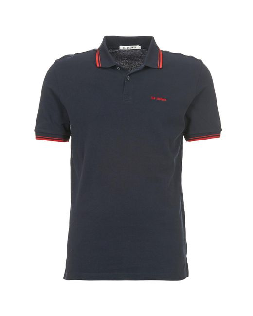Ben Sherman - Blue Pouloche Polo Shirt for Men - Lyst