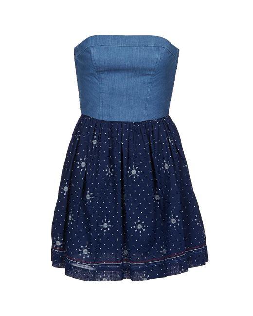 Hilfiger Denim - Blue Elnora Dress - Lyst