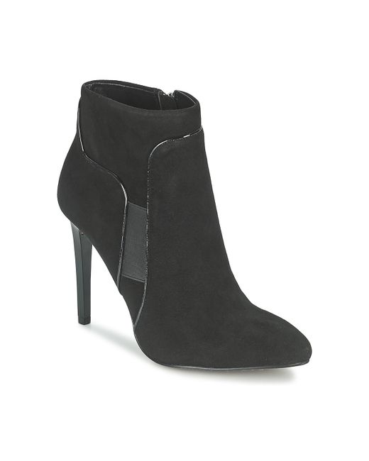 French Connection Moriss Women's Low Ankle Boots In Black
