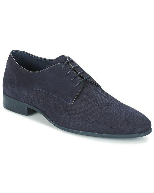 Carlington Blue Galo Casual Shoes for men
