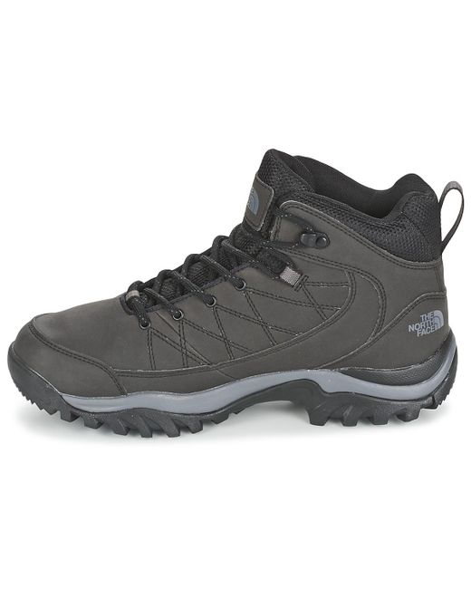 Cena hurtowa buty skate Darmowa dostawa The North Face Storm Strike Wp Snow Boots in Black for Men ...