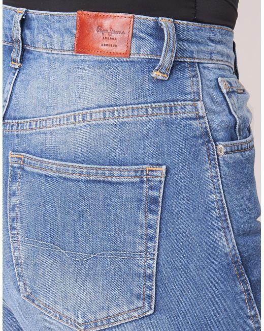 Pepe Jeans Blue Gladis Skinny Jeans