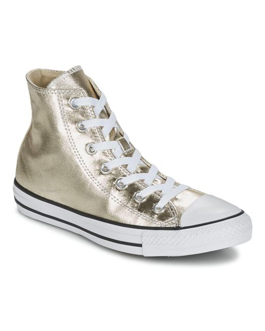 Converse | Chuck Taylor All Star Metallics Hi Shoes (high-top Trainers) | Lyst