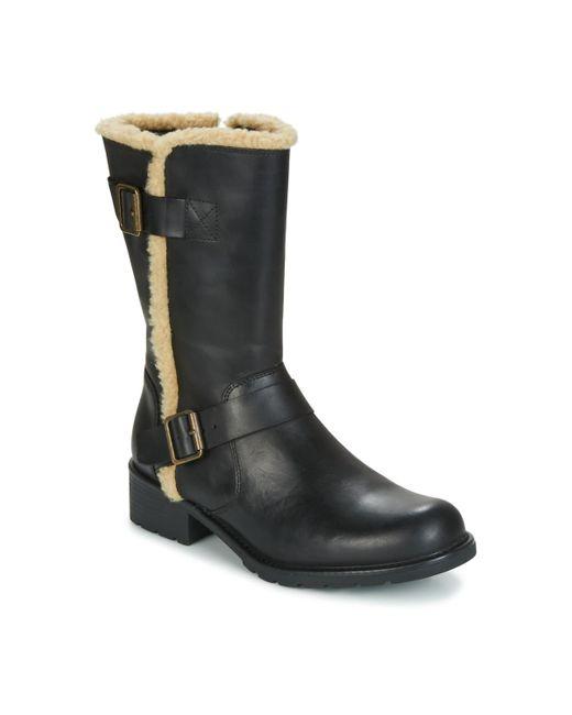 908e63f179e Orinoco Art Women's Mid Boots In Black