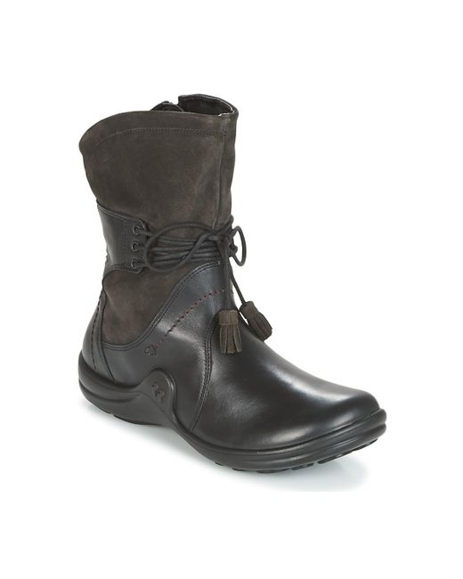 Romika Brown Maddy 06 Mid Boots