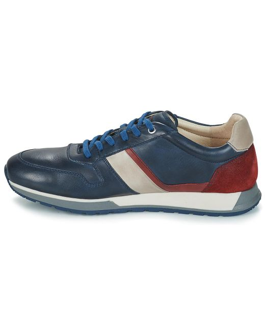 Pikolinos Cambil M5n Shoes (trainers) in Blue for Men Lyst