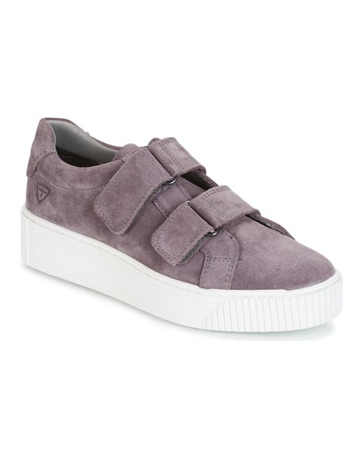 Tamaris Gray Timo Shoes (trainers)
