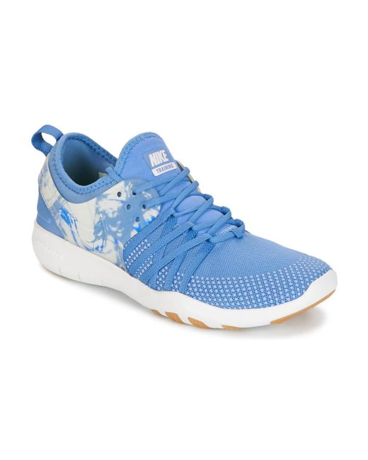 Nike - Blue Free Trainer 7 Trainers - Lyst