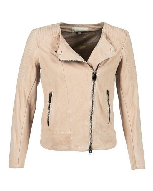 Oakwood Natural 61903 Leather Jacket