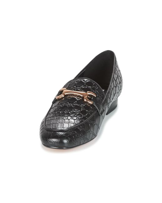 Dune Black Lolla Loafers / Casual Shoes