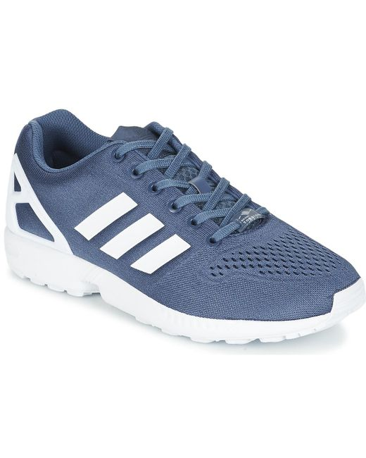 promo code faf67 6d236 Zx Flux Em Women's Shoes (trainers) In White