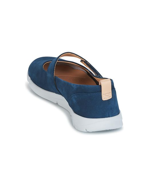 LADIES CLARKS SLIP ON ELASTICATED CASUAL SPORTS SHOES SIZE PUMPS TRI ALLIE