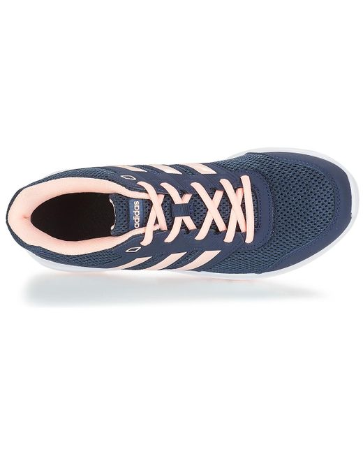 new products 451fd 00703 ... Adidas - Blue Duramo Lite 2.0 Running Trainers - Lyst ...