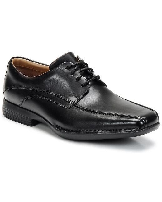 Clarks - Black Francis Casual Shoes for Men - Lyst