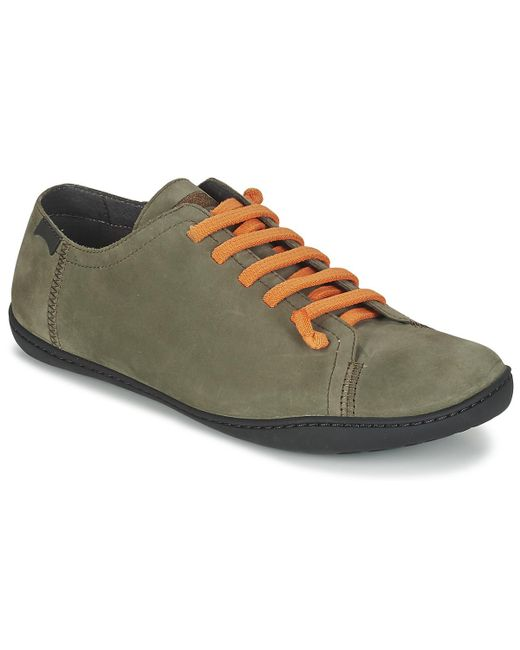 Camper | Green Peu Cami Casual Shoes for Men | Lyst