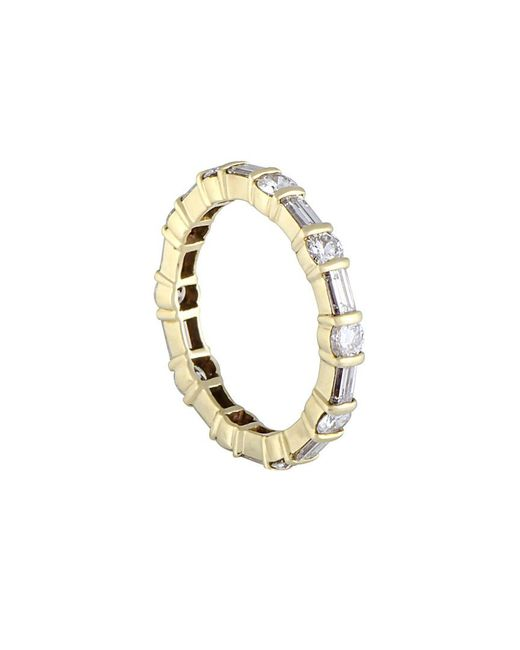 Heritage Van Cleef & Arpels - Metallic Van Cleef & Arpels 18k 1.50 Ct. Tw. Diamond Ring - Lyst