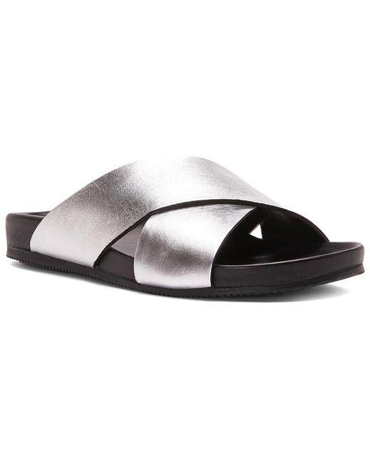 Donald J Pliner - Metallic Cat Sandal - Lyst