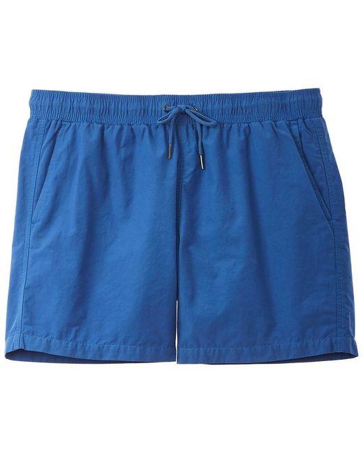 Grayers Blue Moorea Swim Trunk for men
