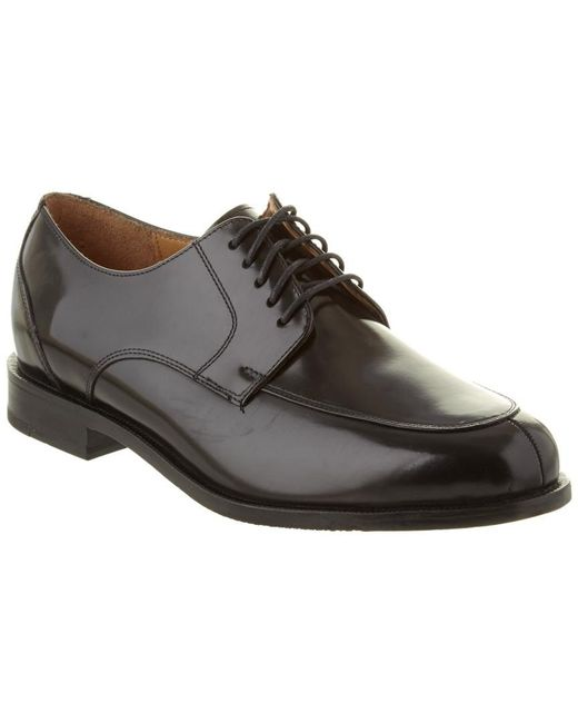 Cole Haan - Black Carter Grand Leather Oxford for Men - Lyst