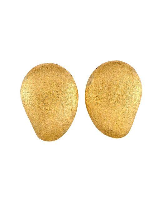 Yvel Metallic 18k Earrings