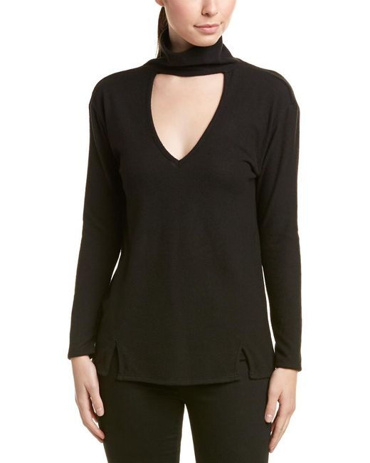 Caleigh & Clover Black Kimmie Sweater