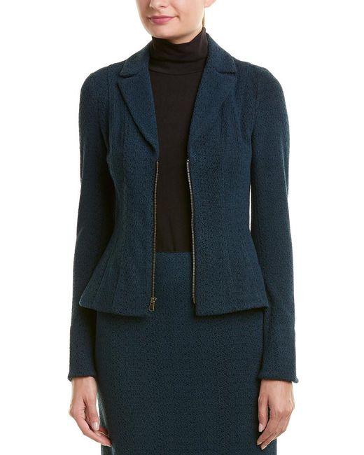Nanette Lepore - Blue Jacket - Lyst