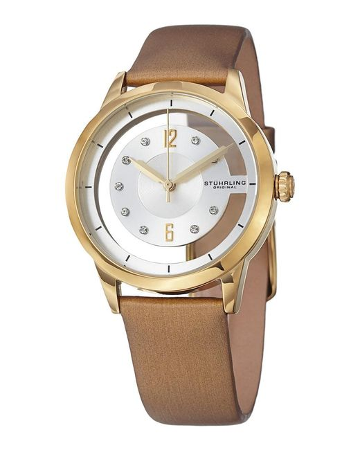 Stuhrling Original - Metallic Stuhrling Winchester 946l Watch - Lyst