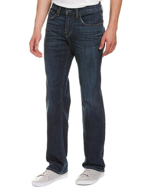 7 For All Mankind - Blue 7 For All Mankind Carsen Montecito Relaxed Straight Leg for Men - Lyst
