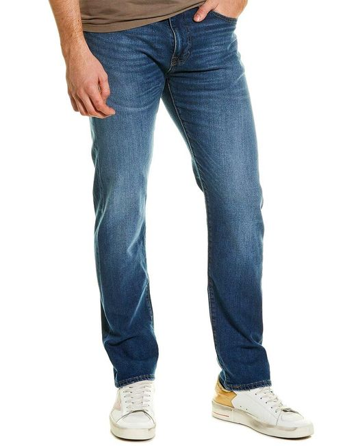 Levi's Blue Levi's 502 Smoke Stacked Tapered Leg Jean for men