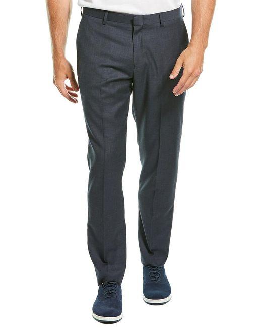 J.Crew Blue Wool-blend Suit Pant for men