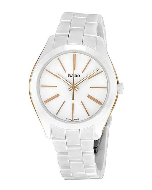 Rado Metallic Women's Hyperchrome Watch