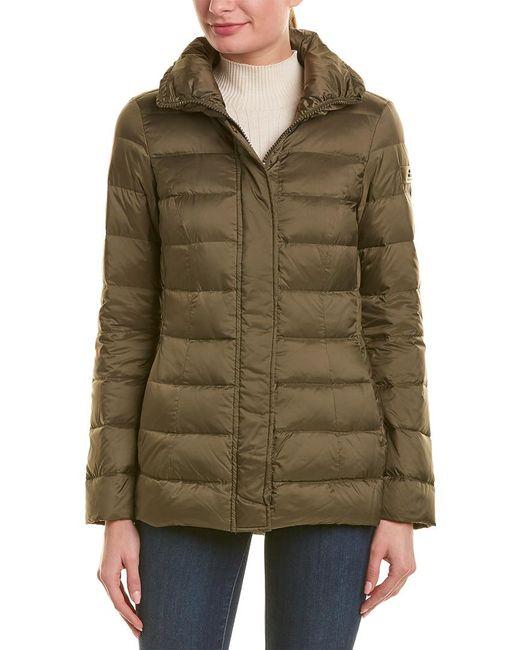 Peuterey - Green Flagstaff Mq Down Jacket - Lyst
