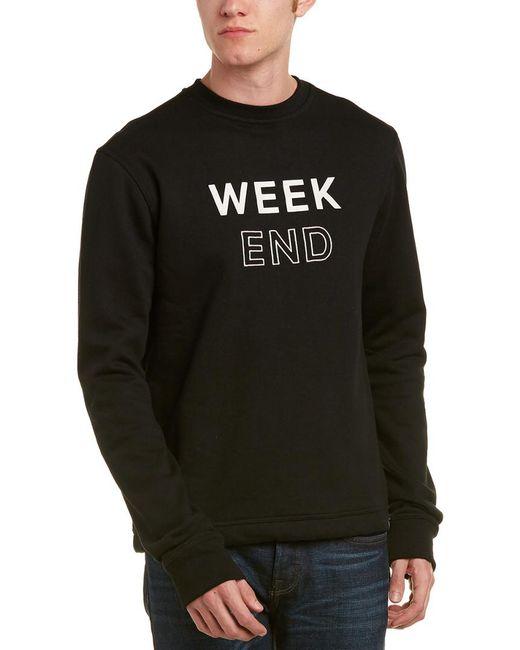 Sovereign Code | Black Steel City Sweatshirt for Men | Lyst
