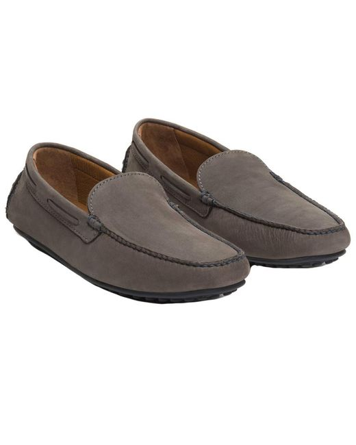 Frye - Brown Men's Allen Venetian Leather Loafer for Men - Lyst