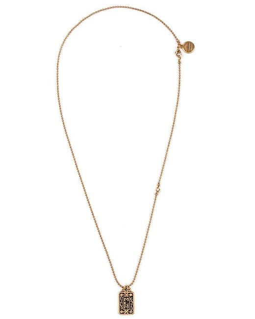 ALEX AND ANI Metallic Necklace