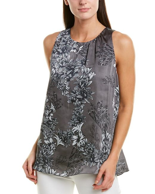Vince Camuto Gray Top