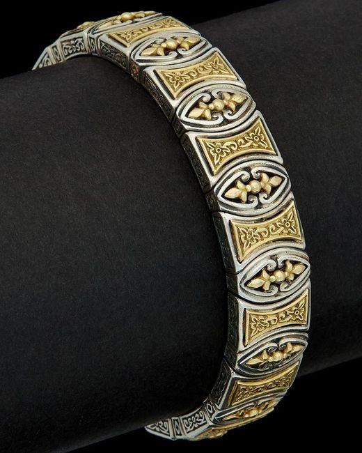Konstantino - Metallic Eros 18k & Silver Cuff - Lyst