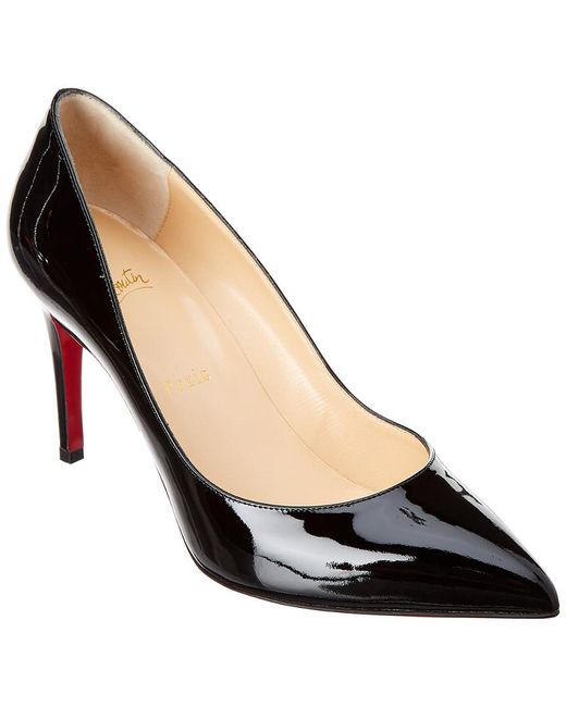 louboutin pigalle black 85