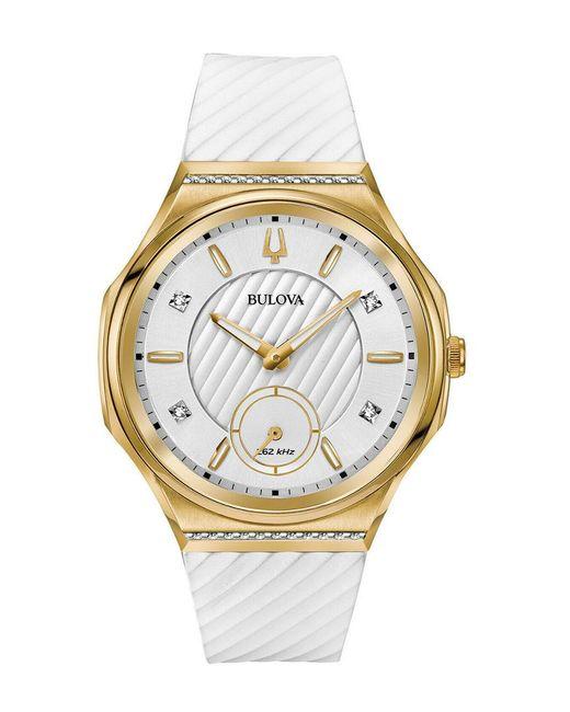 Bulova Metallic Watch Collection Watch