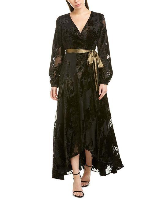 Hutch Black Maxi Dress