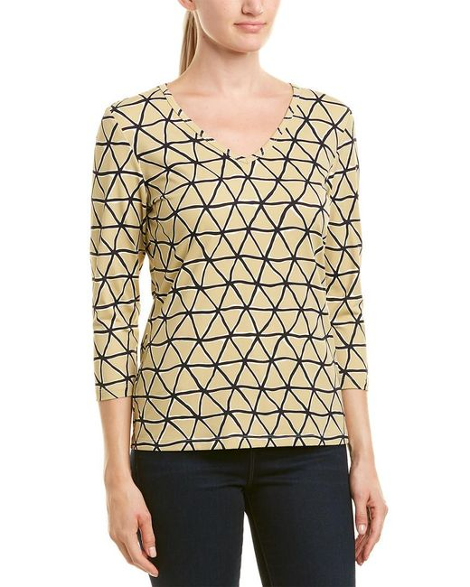 J.McLaughlin - Multicolor Top - Lyst