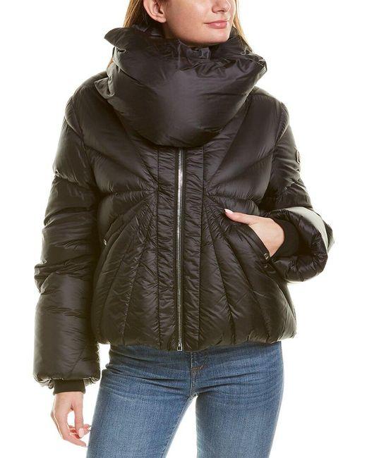 Moncler Black X Rick Owens Tonopah Jacket