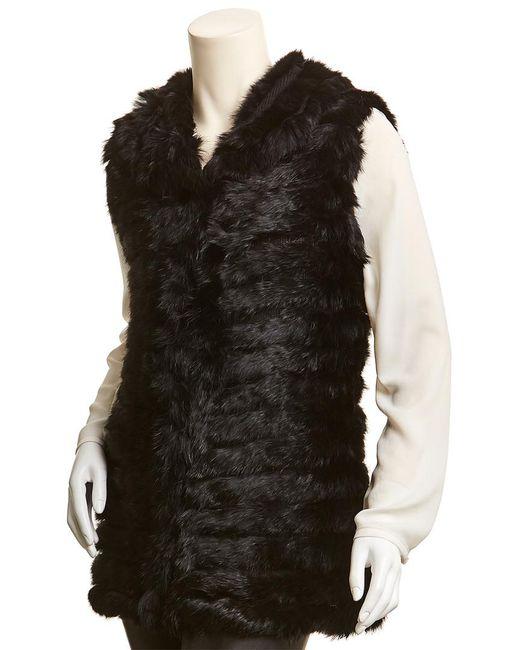 La Fiorentina Blue Knitted Vest