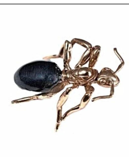 Bernard Delettrez | Metallic Ant Brooch | Lyst