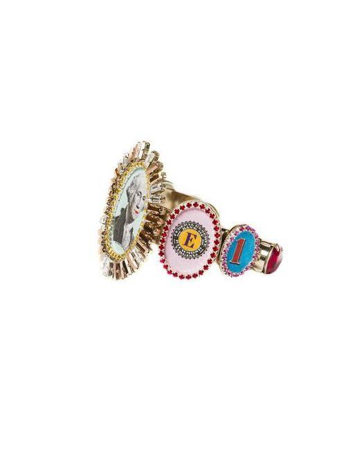Bijoux De Famille | Multicolor Disco Funky Dollar Choker Bracelet | Lyst