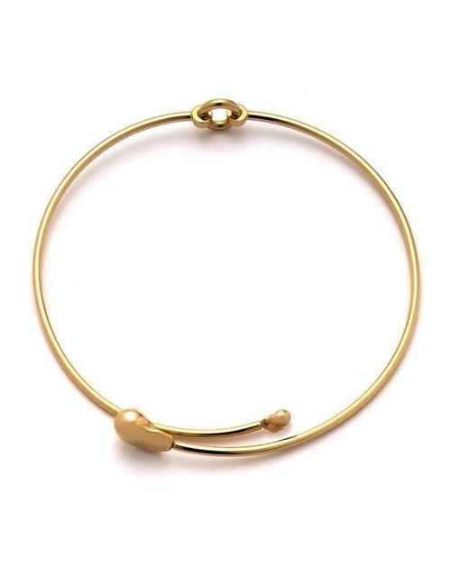 Caterina Zangrando   Metallic Ed Gold Plated Necklace   Lyst