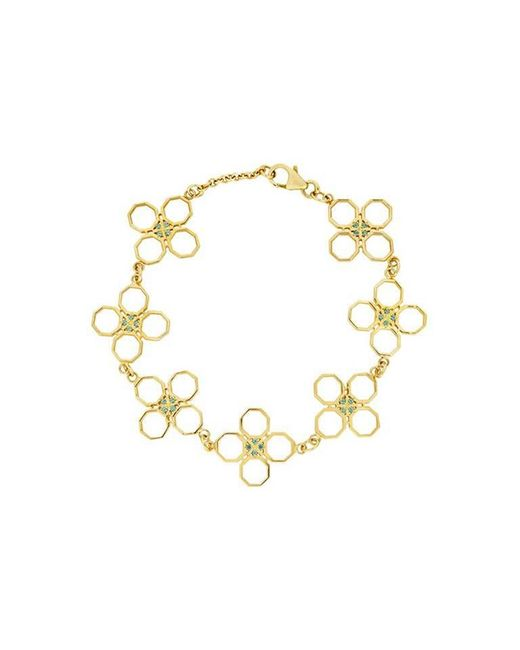 Madstone - Mini M8 Yellow All Around Bracelet - Lyst