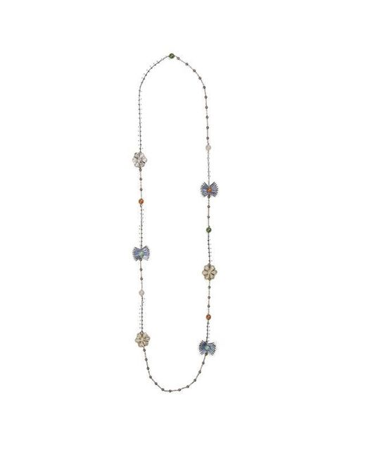 Tataborello | White Summer Place Necklace 07 | Lyst