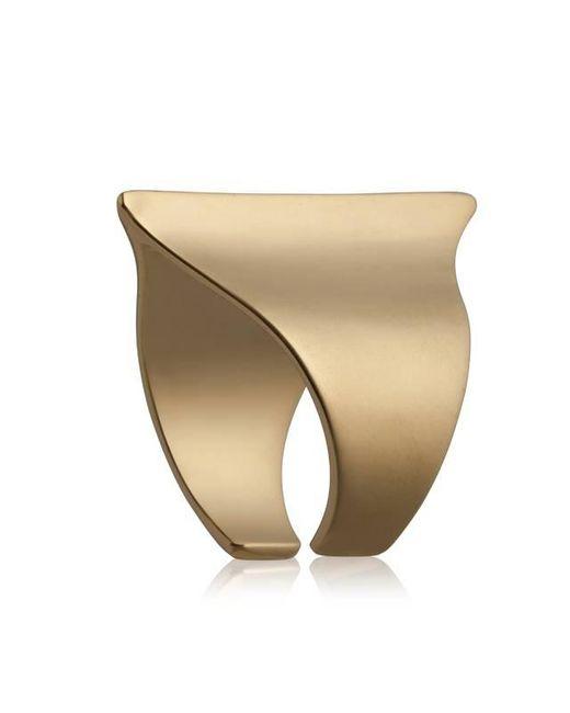 Yael Salomon | Metallic Sharp 08 Gold Ring | Lyst